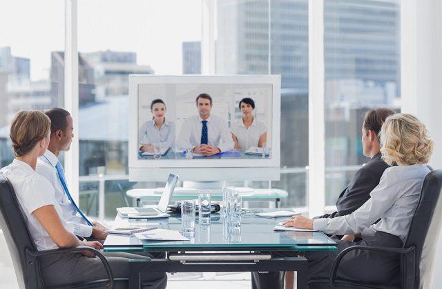 Conheça mais sobre videoconferência e telepresença